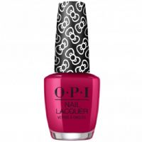 OPI Polish - All About The Bows 15ml - Hello Kitty Holiday 2019